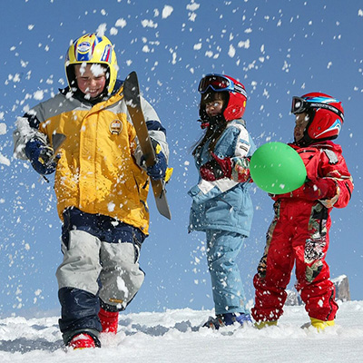 Kids Ski Clothing
